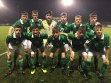NI still undefeated in Victory Shield