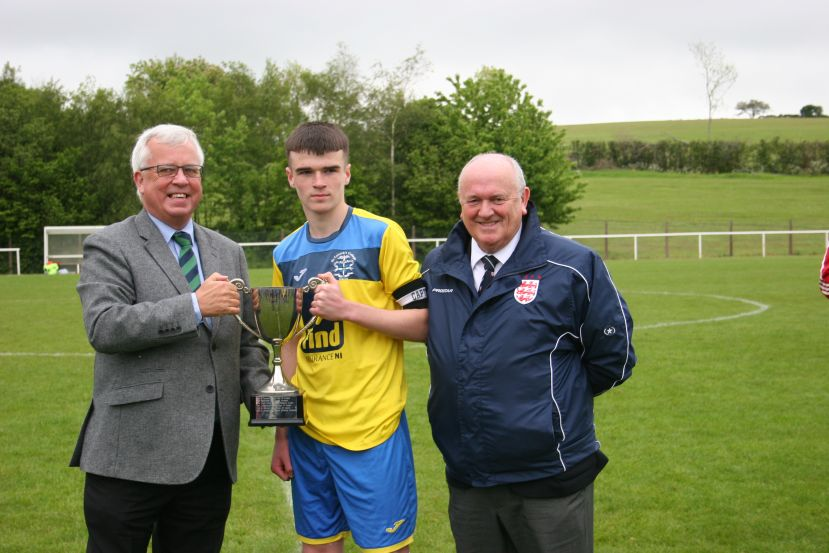 St Columb's Win Alan McKinstry Cup