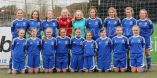 U15 Girls Lose Out In Opener