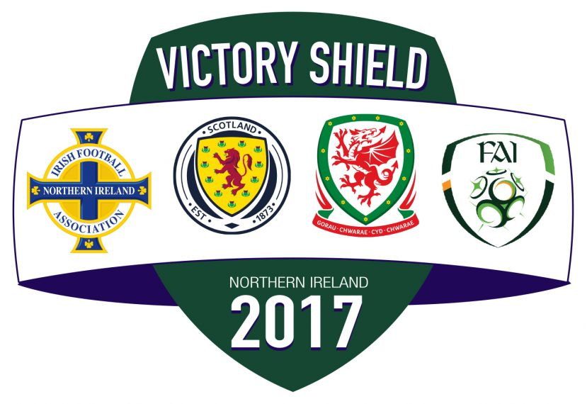 Northern Ireland to Host 2017 Victory Shield Tournament
