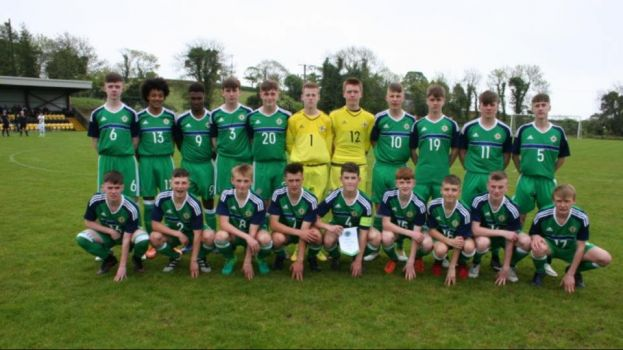 U15's travel to Austria for double header